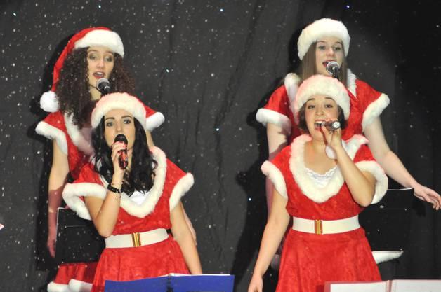 Die musikalischen Einlagen der «Mezzo Singers» verführten mit gesanglichen Qualitäten und charmanter Ausstrahlung.