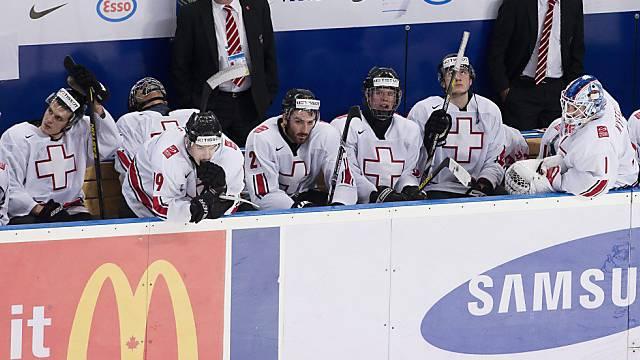 Enttäuschte Schweizer U20-Nationalspieler