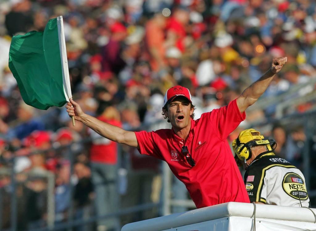 Perry war ein grosser Motorsport-Fan.