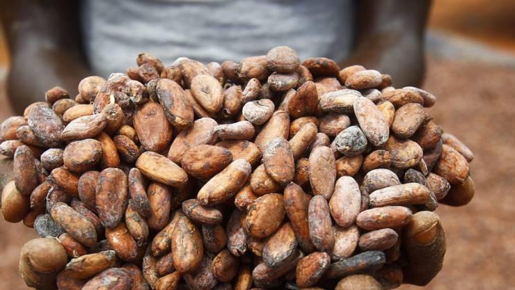 Ist Nestlé schuld, wenn es in Afrika zur Kinderarbeit kommt? US-Richter müssen sich nun mit dieser Frage auseinandersetzen (Symbolbild).