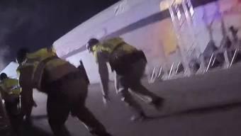 Las Vegas Massaker: Stephen Paddock tötet 58 Menschen