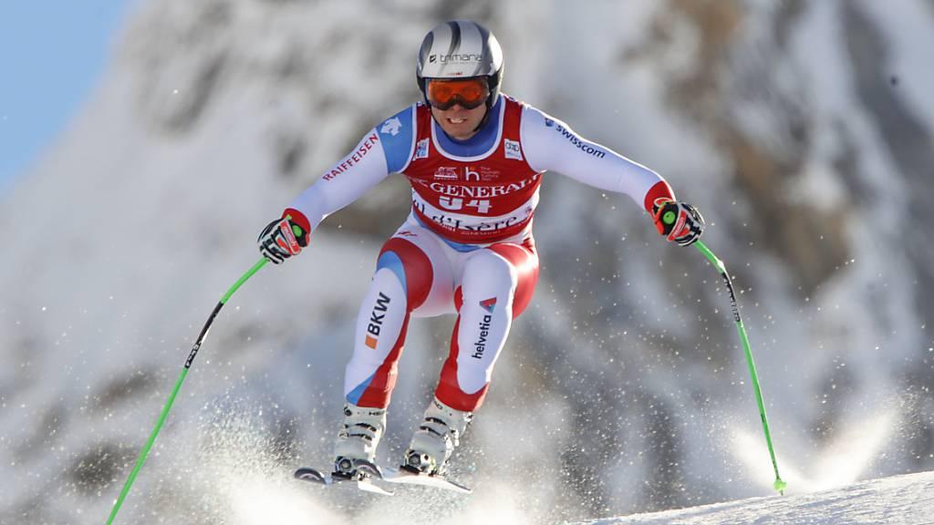 Ralph Weber im ersten Training bester Schweizer