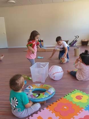 Mit über 900 betreuten Kindern im Aargau gehört der Verein ABB-Kinderkrippen zum grössten Anbieter von Kitaplätzen im Kanton.