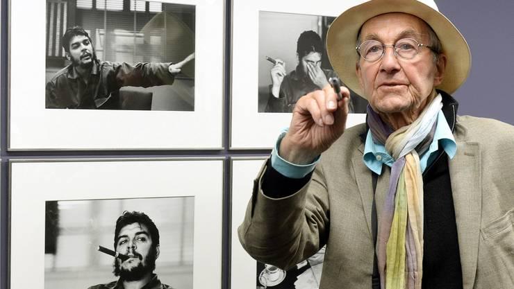 René Burri war Fotografenlegende und Bohème, ein Pendler zwischen Paris, Zürich und der Welt.