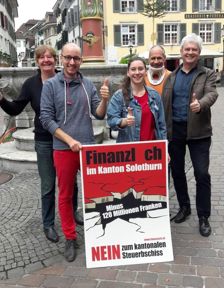 Die Grünen Kanton Solothurn