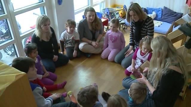 Mehr Subventionen für Kinderkrippen?