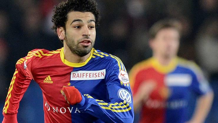 «Er ist frech, ein Künstler», sagt Murat Yakin über Mohamed Salah.