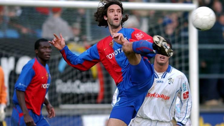 George Koumantarakis (FC Basel/Südafrika)