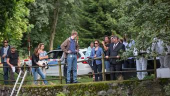 «Bestatter» Mike Müller ermittelt auf Schloss Hallwyl