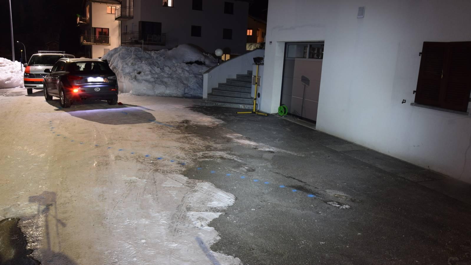 Der tödliche Unfall ereignete sich am Montag in Poschiavo.