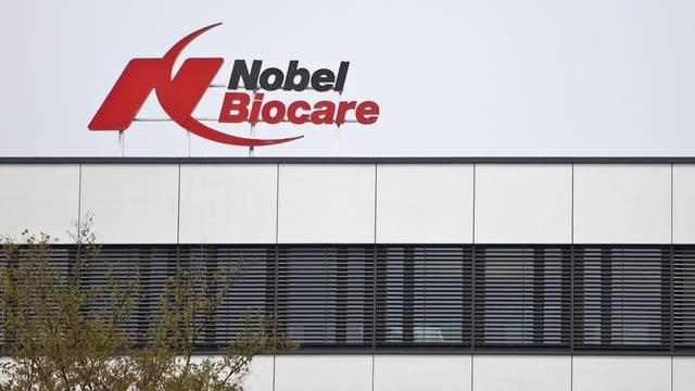 Gewinnrückgang bei Nobel Biocare (Archiv)