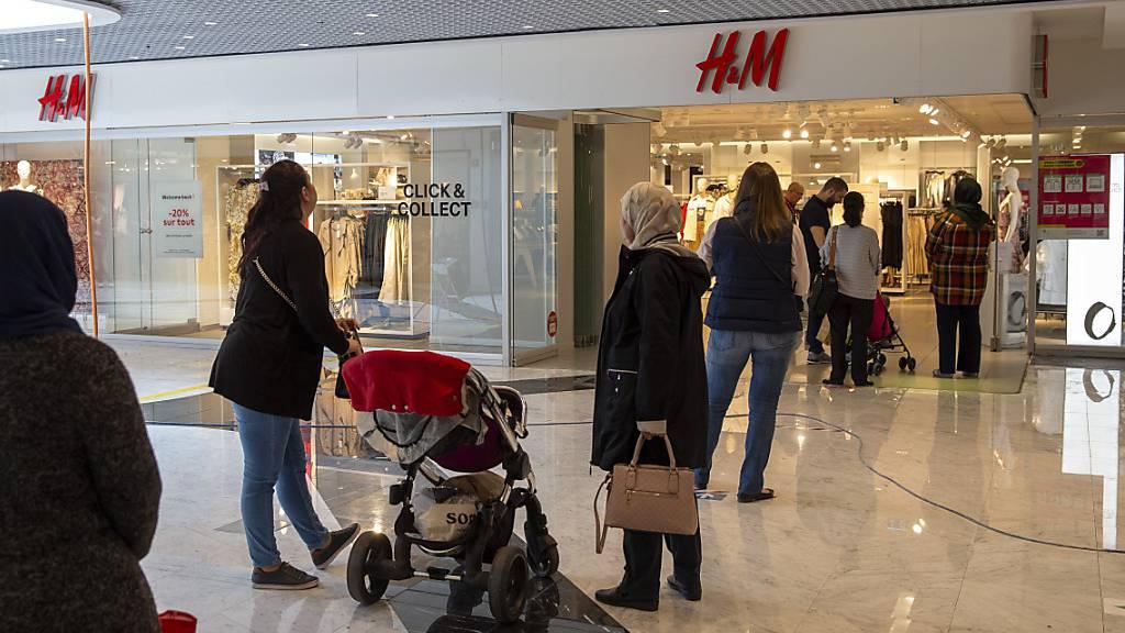 H&M erholt sich von der Krise – Asiengeschäft schwächelt