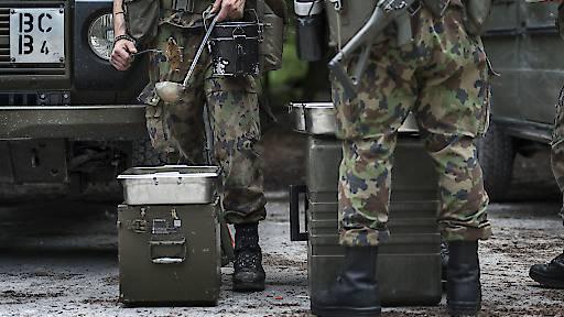 Erster Coronavirus-Fall in der Schweizer Armee