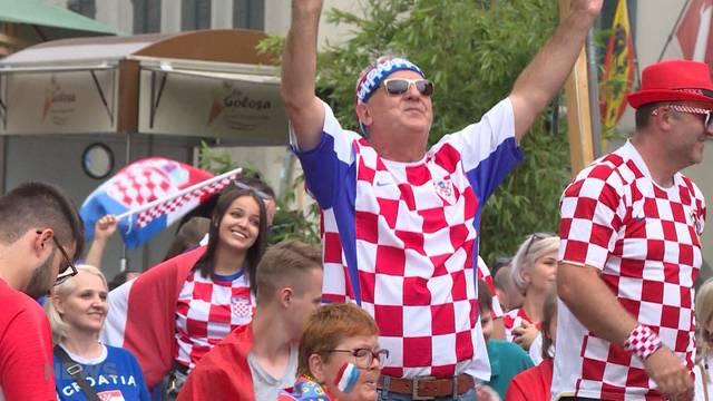Kroaten mächtig stolz auf ihre Nati