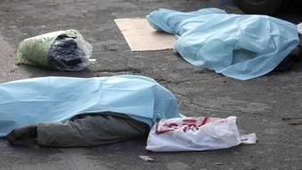Die zwei getöteten Senegalesen in Florenz
