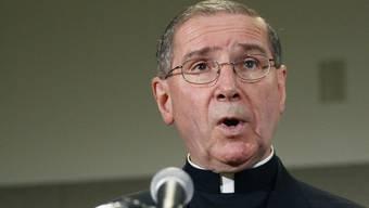 Der US-Kardinal Roger Mahony (Archiv)