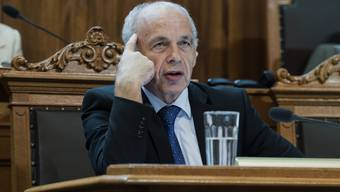 Ueli Maurer: «Wenn diese fünf Milliarden Franken nicht auf Dauer gesprochen werden, wird dieses Kartenhaus zusammenfallen.»