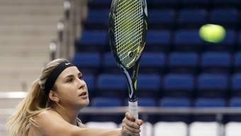 Belinda Bencic schafft es in Linz erstmals in einen WTA-Viertelfinal seit 16 Monaten
