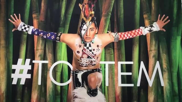 Nina Roost zu Besuch im Cirque du Soleil