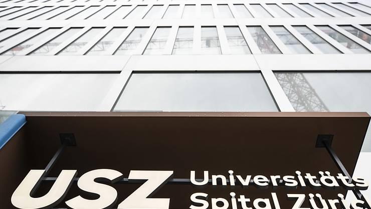 Die zweite Welle der Corona-Pandemie in der Schweiz ist für das Universitätsspital Zürich eine Heraus-, aber noch keine Überforderung. (Symbolbild)