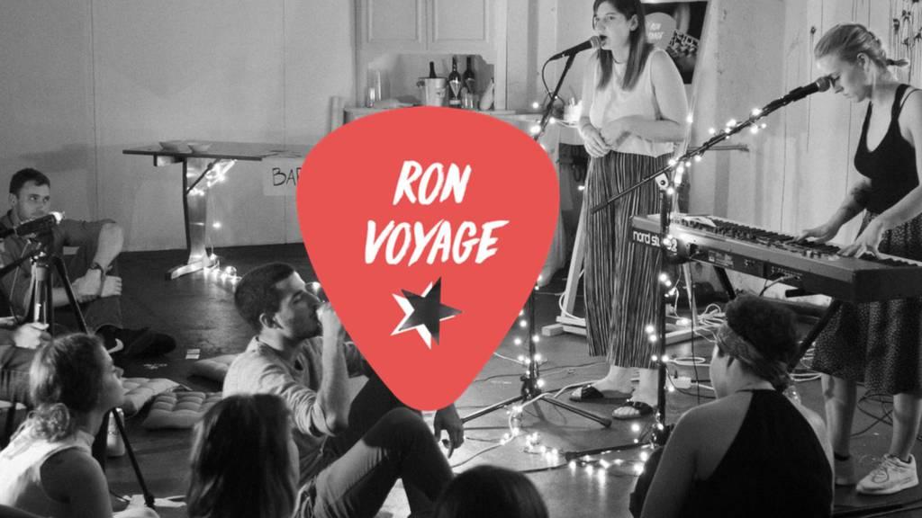 Geheime Konzerte in Zürich - Ron Voyage