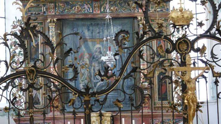 Die Stadtkirche St.Martin gilt als historisches wie künstlerisches Juwel und muss von vielen Freiwilligen betreut werden. ach