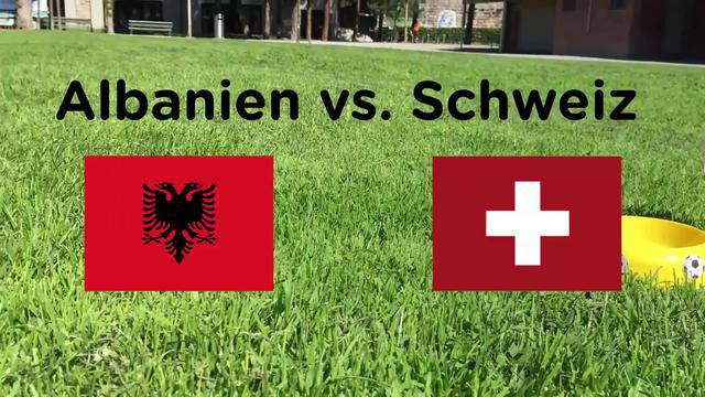 EM-Orakel: Albanien vs. Schweiz