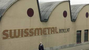 Gibt es die Swissmetal-Holding bald nicht mehr?