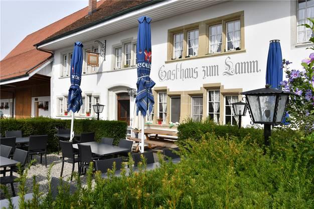 Das Gasthaus, welches 2006 mit dem Solothurner Heimatschutzpreis bedacht wurde.