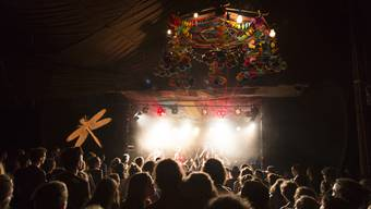 Die Band Kel Amrûn am Festival des Arcs