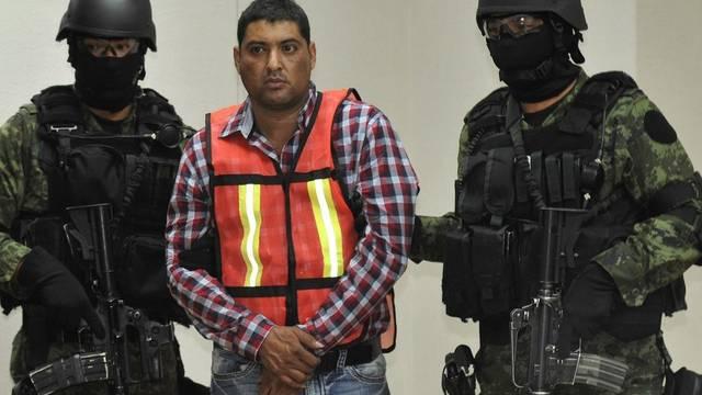 Drogenboss Carlos Oliva Saltillo geschnappt