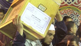 In Ägypten werden die Stimmen ausgezählt