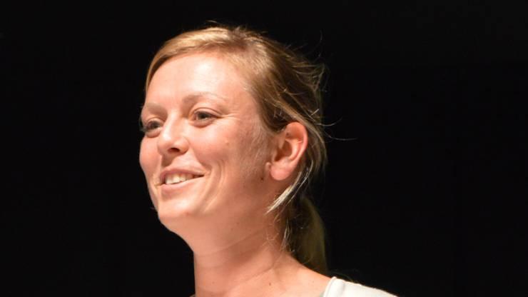 Diana Montandon, Gemeinderatskandidatin.