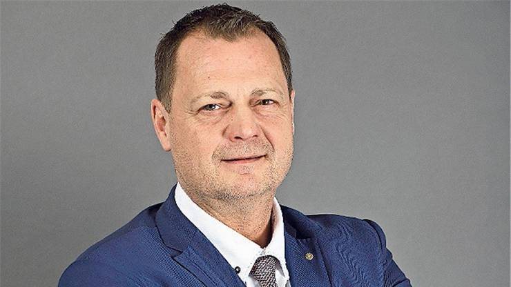 Felix Wyss, 51, ist Zentralpräsident des Schweizerischen Carrosserieverbandes VSCI. Er führt die Aarauer Carrosserie Werke AG. Der Verband feiert heute im Verkehrshaus Luzern sein 100-Jahr-Jubiläum.