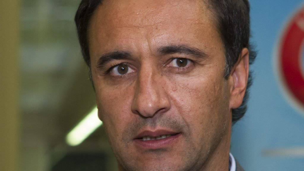 Vitor Pereira übernimmt Trainerjob in Schanghai