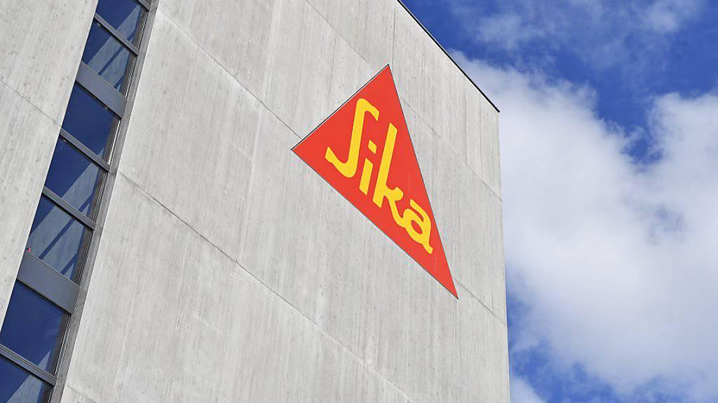Sika wittert Morgenluft in Mexiko: Um vom wachsenden Automarkt profitieren zu können, eröffnet das Spezialitätenchemie-Unternehmen dort ein Werk zur Produktion von Akustiksystemen und Karosserieverstärkern. (Archiv)