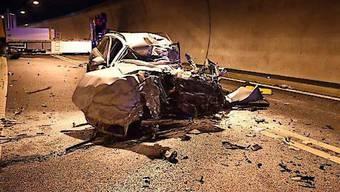 Bei Verkehrsunfällen auf Schweizer Strassen sind im ersten Halbjahr 100 Menschen getötet worden. Das sind 13 weniger als im gleichen Zeitraum des Vorjahres. (Symbolbild)