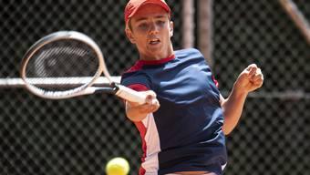 Der Oltner Tennisspieler Nicolas Kobelt.
