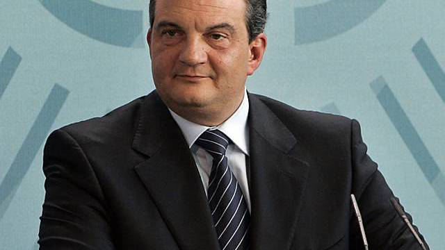 Ministerpräsident Kostas Karamanlis