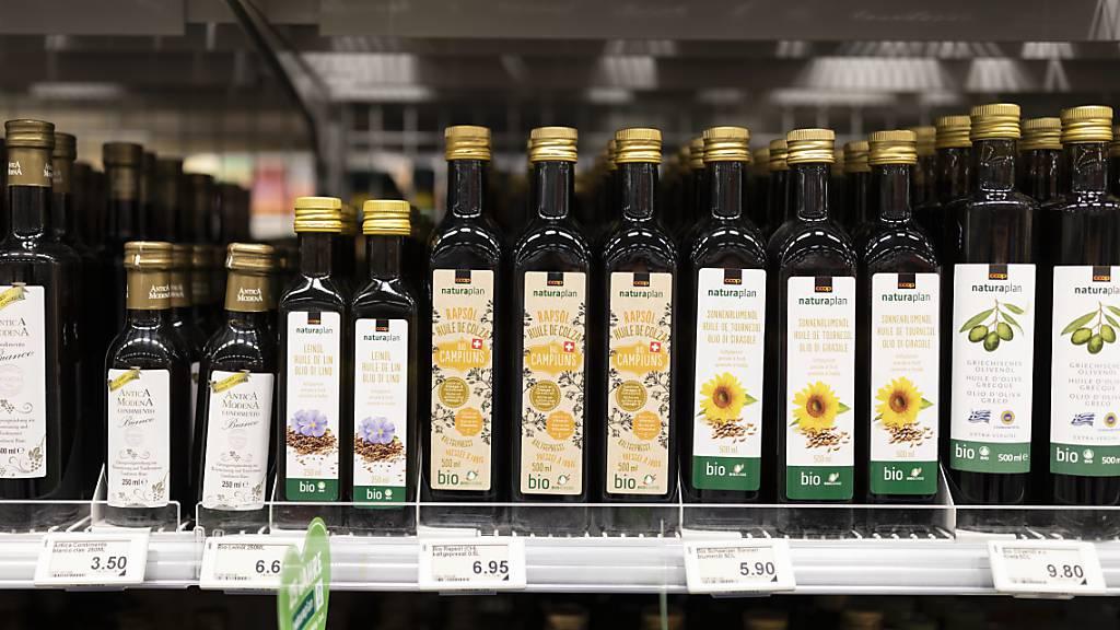 Die Nachfrage nach Olivenöl in der Schweiz steigt und steigt. Innert 20 Jahren haben die Importe um das Zweieinhalbfache zugenommen. (Symbolbild)