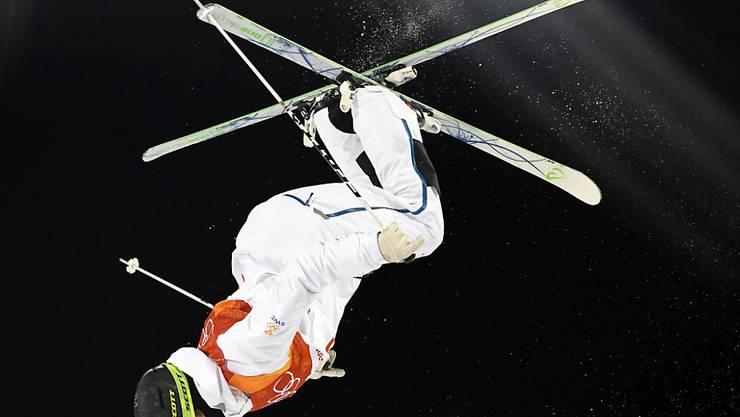 Deborah Scanzio missglückte der Start zu ihren vierten Olympischen Spielen in Pyeongchang