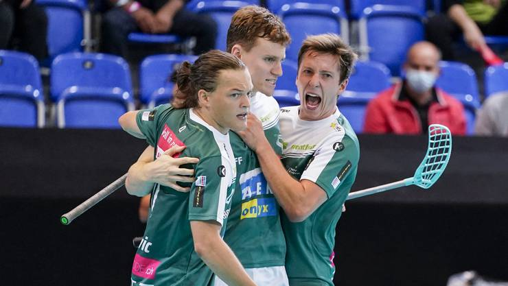Das Unihockey-Gastspiel von Rekordmeister Wiler-Ersigen beim Zweitligisten Team Aarau fällt dem coronabedingten Abbruch des Cup-Wettbewerbs zum Opfer.