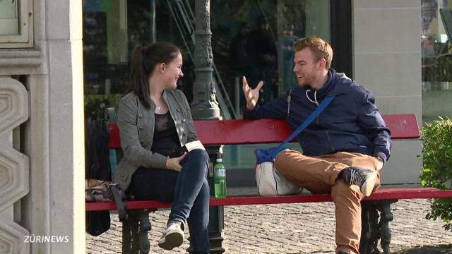 Wie gut funktioniert der Kuhaugen-Flirtspruch?