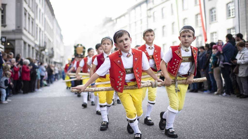 Olma-Umzug der Volkskultur lockt 30'000 Besucher an