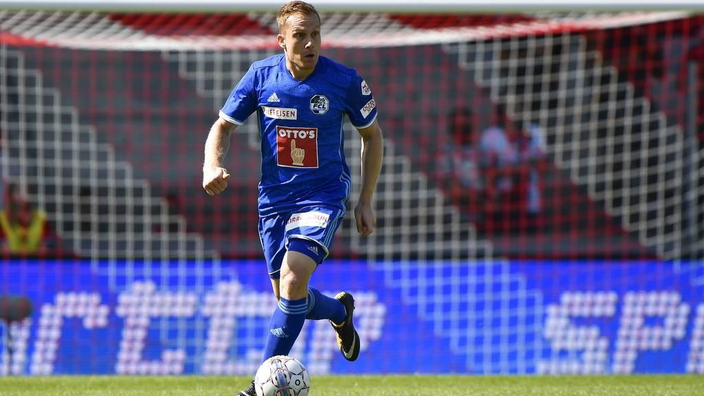 Christian Schwegler ist neu FCL-Captain