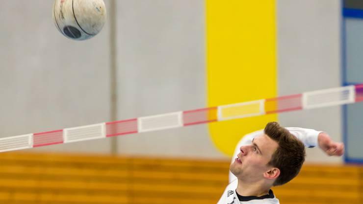 Der STV Oberentfelden - im Bild Kevin Hagen - konnte am EFA Champions Cup in Österreich keinen Exploit landen.