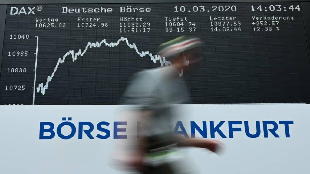 Dax nun mit 40 Konzernen – Erste deutsche Börsenliga erweitert