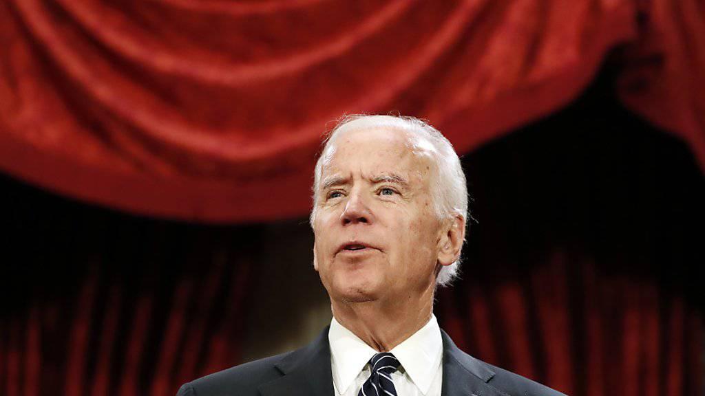 Ist für sein lockeres Mundwerk bekannt: US-Vizepräsident Joe Biden (Archivbild)