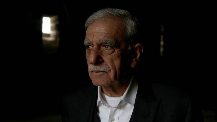 Der kurdische Politiker Ahmet Türk erlebt wieder einmal die Härte des türkischen Staates. Bild: Sertac Kayar/Reuters (Mardin, 5. Februar 2017)