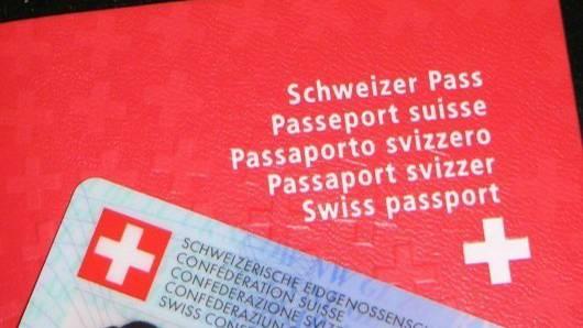 Festgehaltener Lehrer zurück in der Schweiz